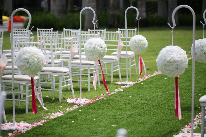 Wedding with W Singapore - Sentosa Cove by W Singapore - Sentosa Cove - 009