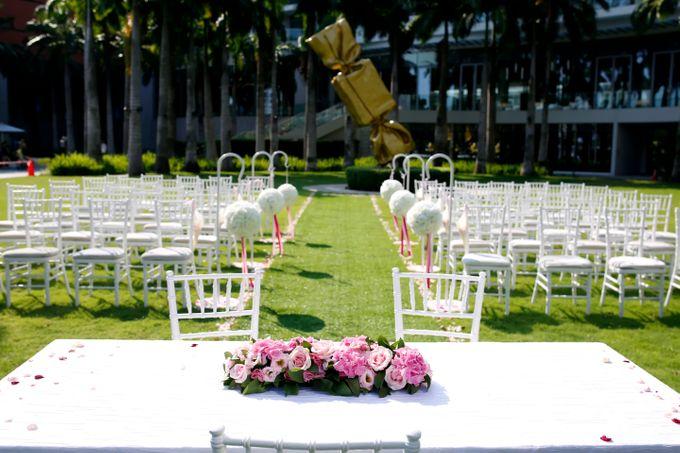 Wedding with W Singapore - Sentosa Cove by W Singapore - Sentosa Cove - 008