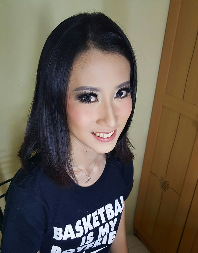 Make Up Ms Ornella by Flo Make Up Artist - 001