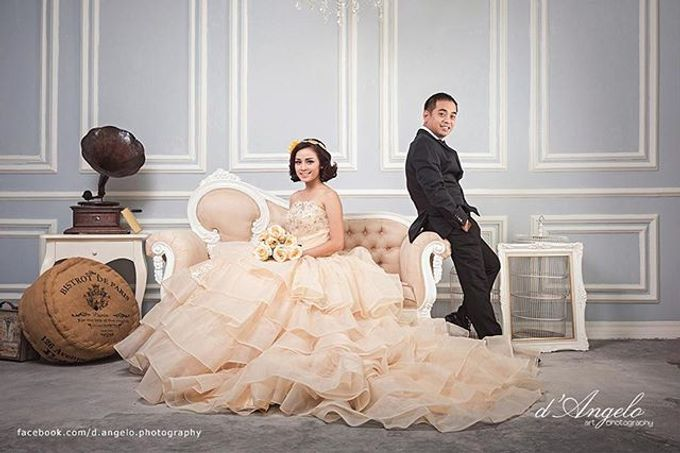 Pre Wedding by d'Angelo art Photography - 005