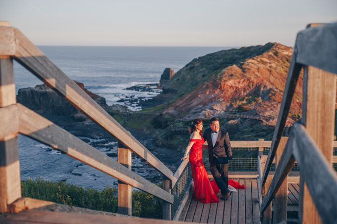 Destination Pre Wedding by Photo by James Lee - 007