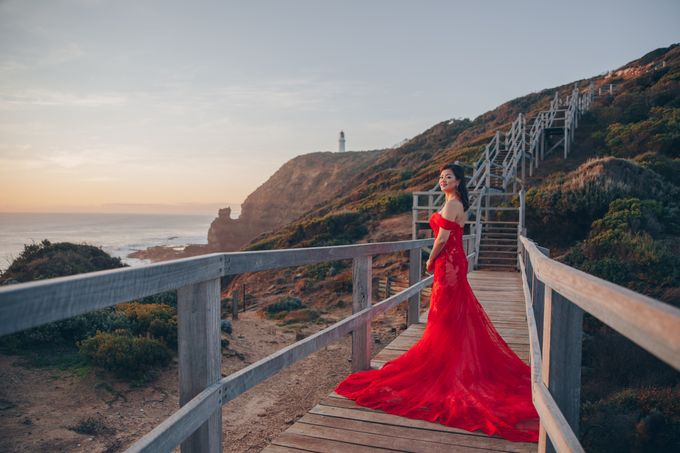 Destination Pre Wedding by Photo by James Lee - 009