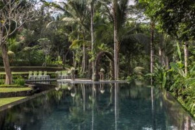 Kayumanis Ubud Intimate Bali Wedding by Chroma Wedding - 001