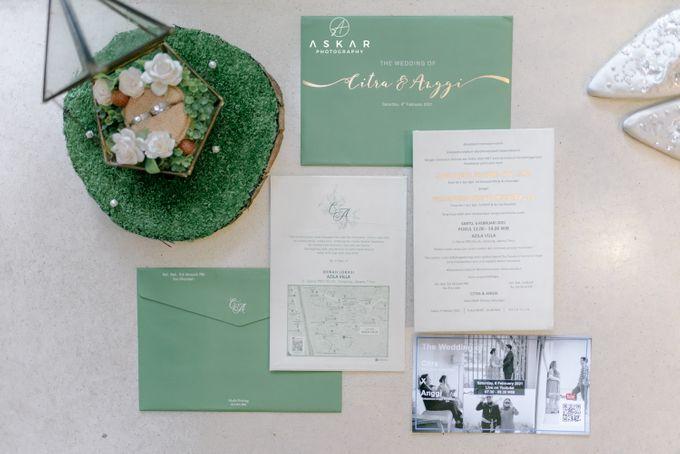 Wedding Citra & Anggi by Azila Villa - 002
