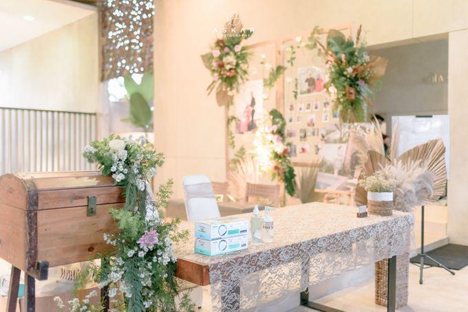 Wedding Citra & Anggi by Azila Villa - 004