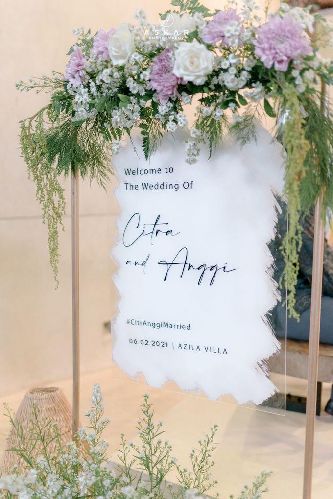 Wedding Citra & Anggi by Azila Villa - 003