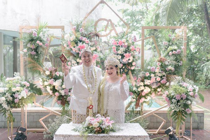 Wedding Citra & Anggi by Azila Villa - 014