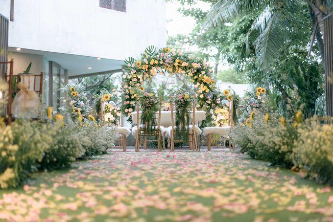 Wedding Aisyah & Eskandar by Dibalik Layar - 003