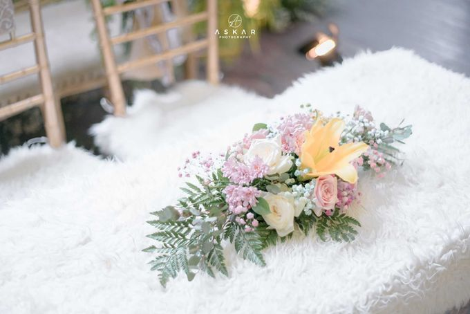 Wedding Aisyah & Eskandar by Dibalik Layar - 004