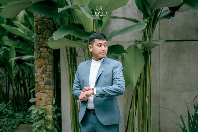 Wedding Aisyah & Eskandar by Dibalik Layar - 011