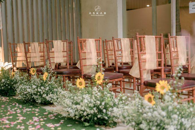 Wedding Aisyah & Eskandar by Dibalik Layar - 007