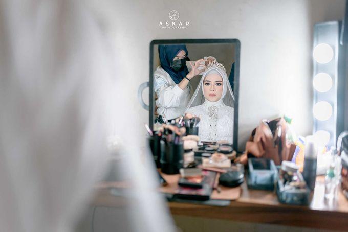 Wedding Aisyah & Eskandar by Dibalik Layar - 010