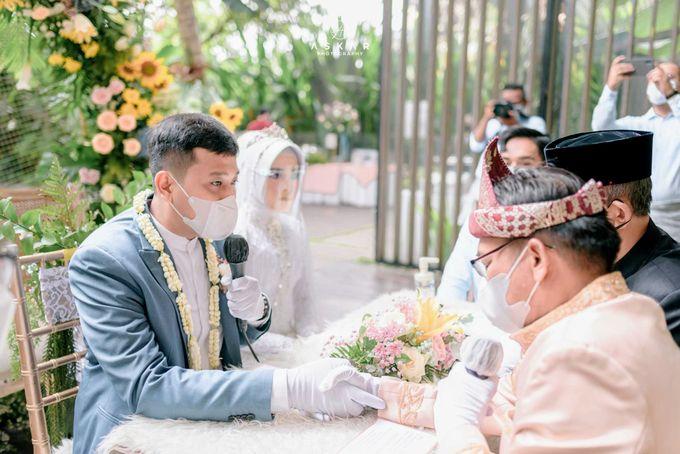 Wedding Aisyah & Eskandar by Dibalik Layar - 012