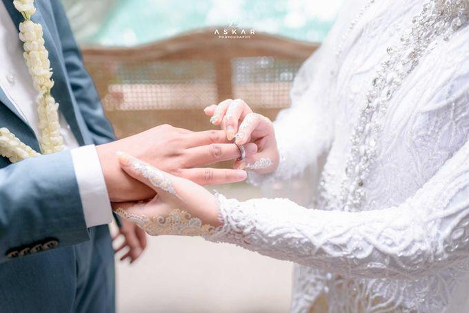 Wedding Aisyah & Eskandar by Dibalik Layar - 014