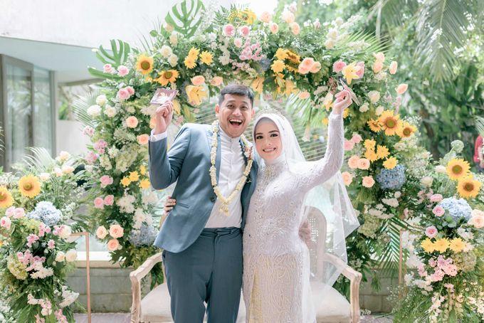 Wedding Aisyah & Eskandar by Dibalik Layar - 013