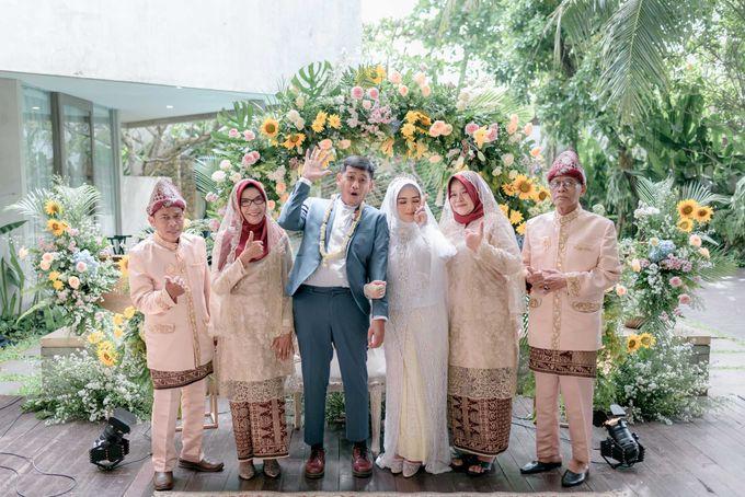 Wedding Aisyah & Eskandar by Dibalik Layar - 015
