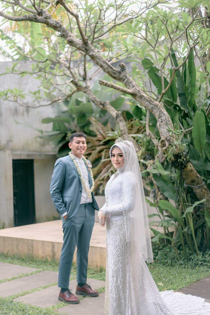 Wedding Aisyah & Eskandar by Dibalik Layar - 017