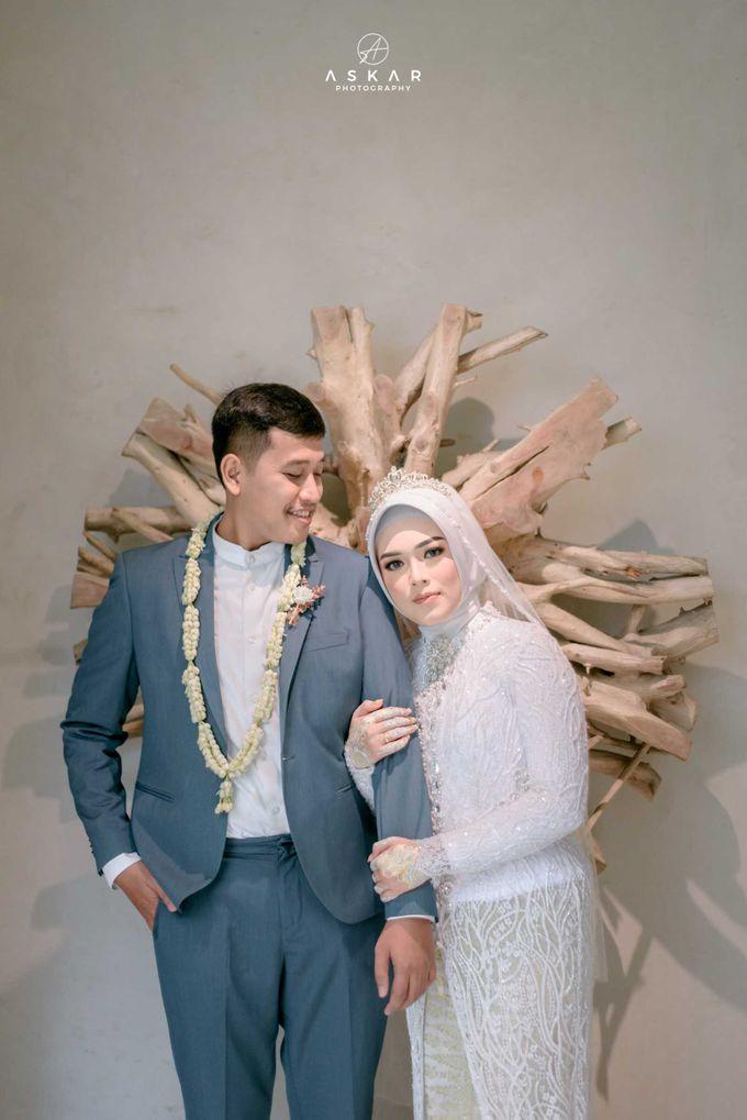 Wedding Aisyah & Eskandar by Dibalik Layar - 001
