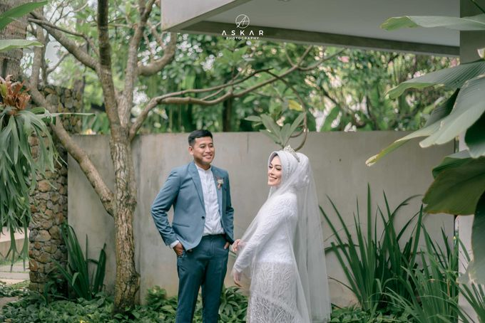 Wedding Aisyah & Eskandar by Dibalik Layar - 016