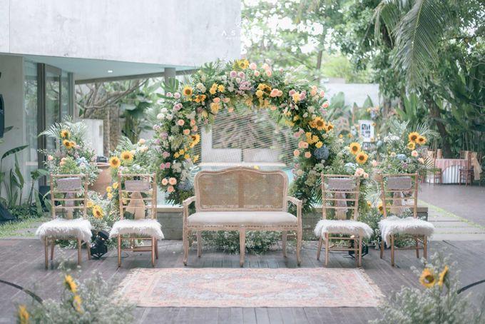 Wedding Aisyah & Eskandar by Dibalik Layar - 018