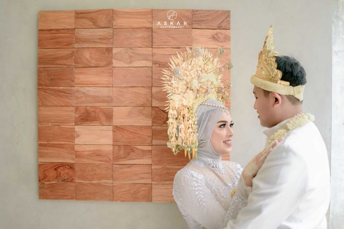 Wedding Aisyah & Eskandar by Dibalik Layar - 022