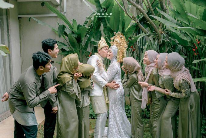 Wedding Aisyah & Eskandar by Dibalik Layar - 021