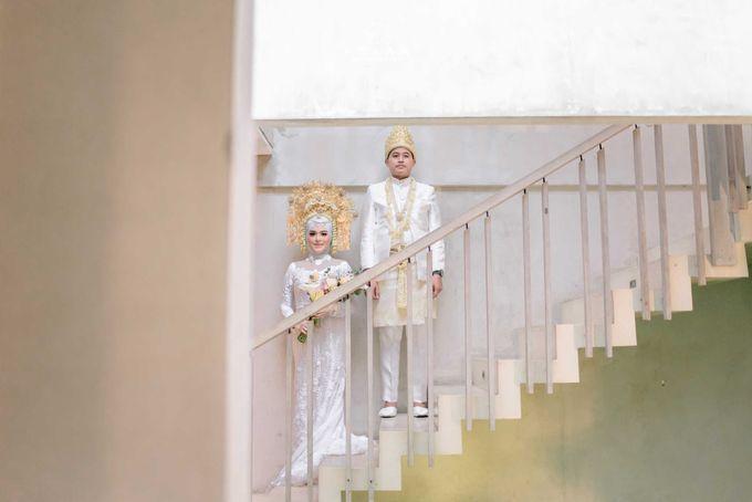 Wedding Aisyah & Eskandar by Dibalik Layar - 020