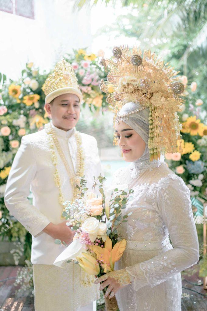 Wedding Aisyah & Eskandar by Dibalik Layar - 019