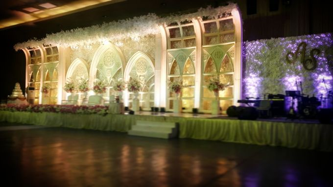 The Wedding Alfian And Tika by C+ Productions - 006