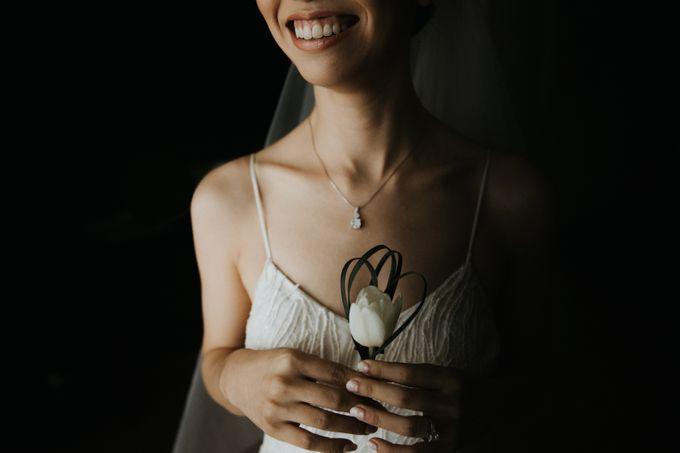 Marvin & Kate Wedding by Nika di Bali - 005
