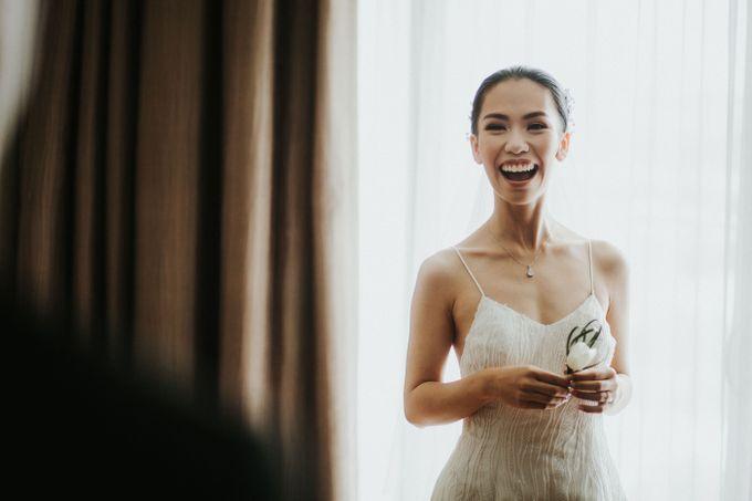 Marvin & Kate Wedding by Nika di Bali - 004
