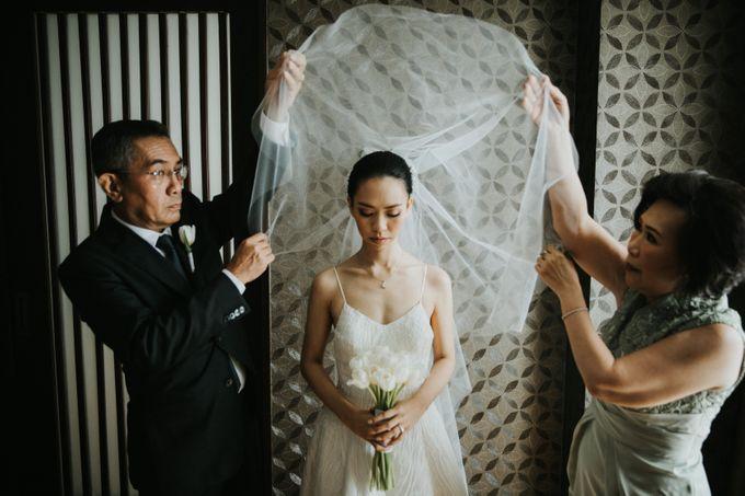 Marvin & Kate Wedding by Nika di Bali - 001