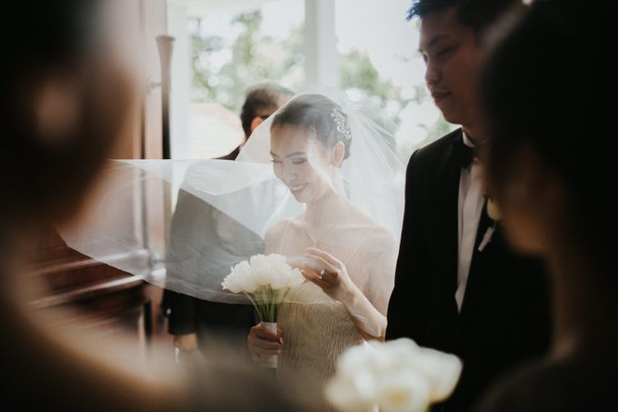 Marvin & Kate Wedding by Nika di Bali - 007