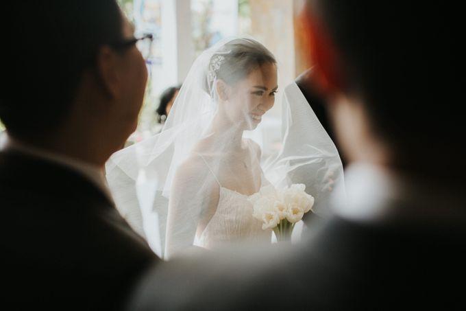 Marvin & Kate Wedding by Nika di Bali - 006