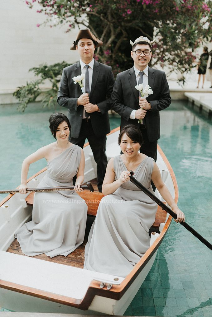 Wedding Kathreen & Marvin by Ananda Yoga Organizer - 028