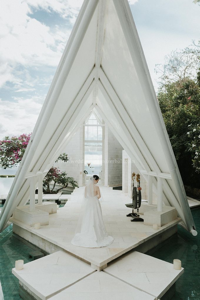 Wedding Kathreen & Marvin by Nika di Bali - 029