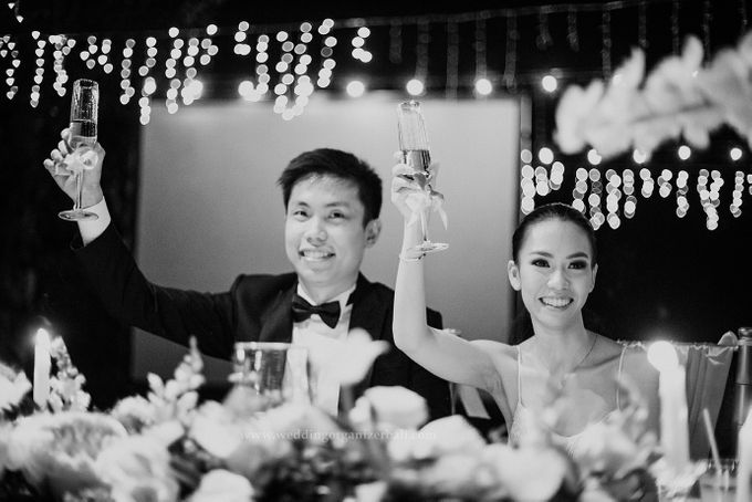 Wedding Kathreen & Marvin by Ananda Yoga Organizer - 039
