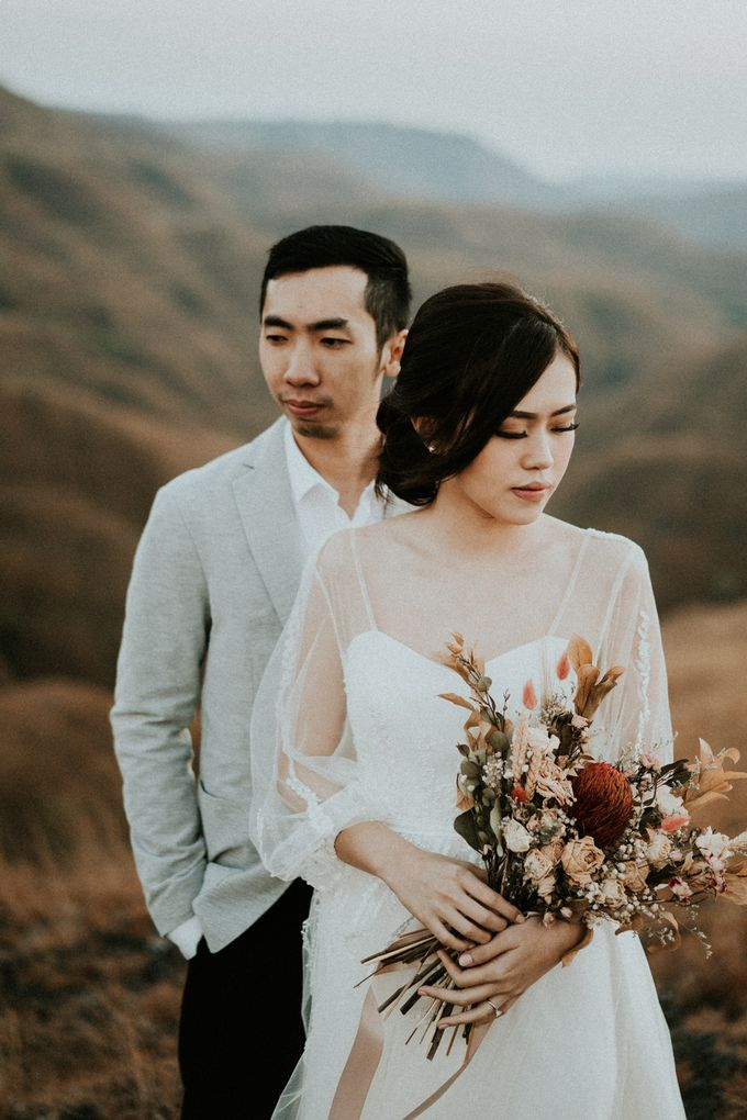 The Prewedding of Kevin & Kerly by Kimi and Smith Pictures - 001