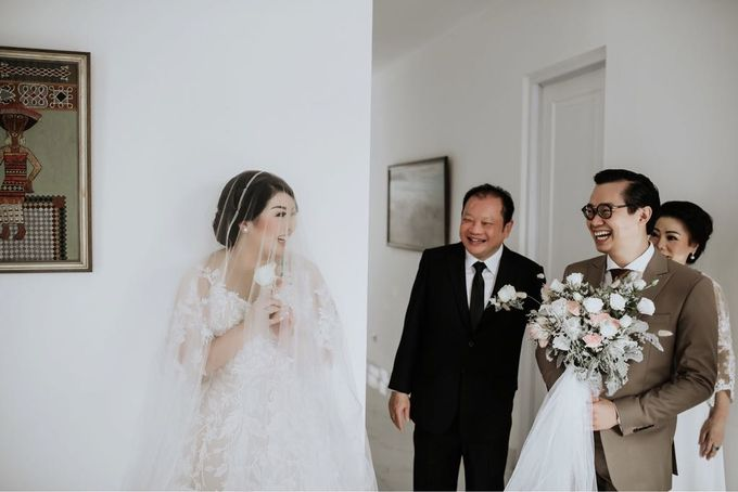 Wedding of Surya & Jessica by Wong Hang Distinguished Tailor - 003
