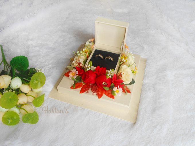 Ring Box by Harton's Creative House - 007