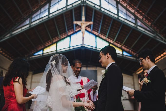 St Anne Church Wedding by My Love Momentz - 016