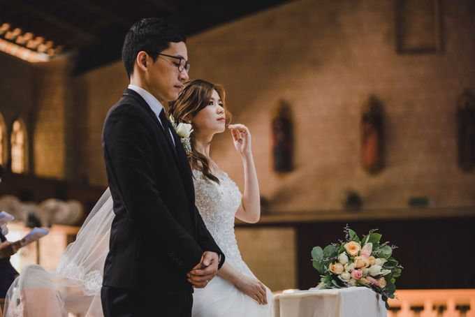St Anne Church Wedding by My Love Momentz - 023