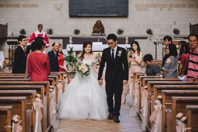 St Anne Church Wedding by My Love Momentz - 030