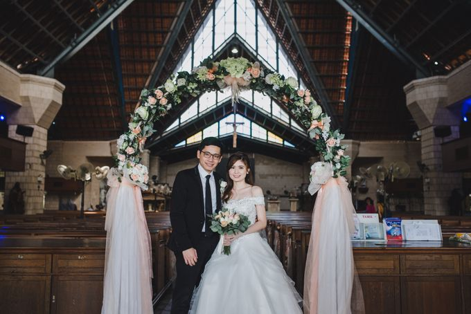 St Anne Church Wedding by My Love Momentz - 005