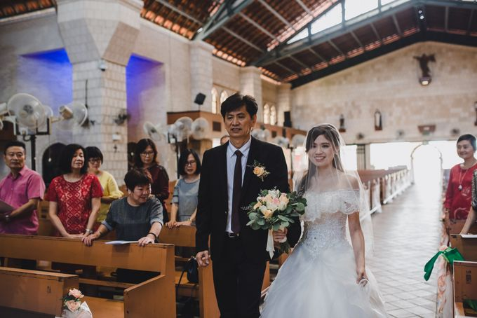 St Anne Church Wedding by My Love Momentz - 009