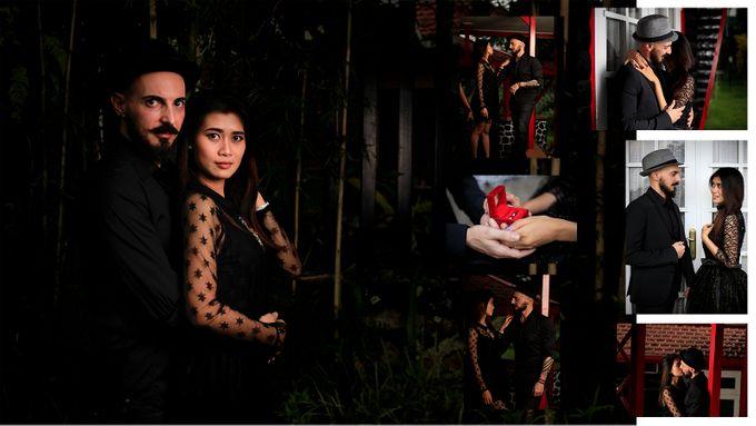 Prewedding by Studio BlackArt - 004