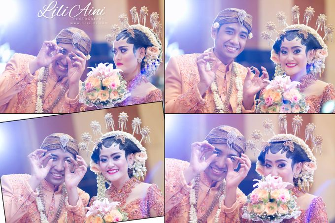 Wedding Reception Akbar & Devy by Lili Aini Photography - 014