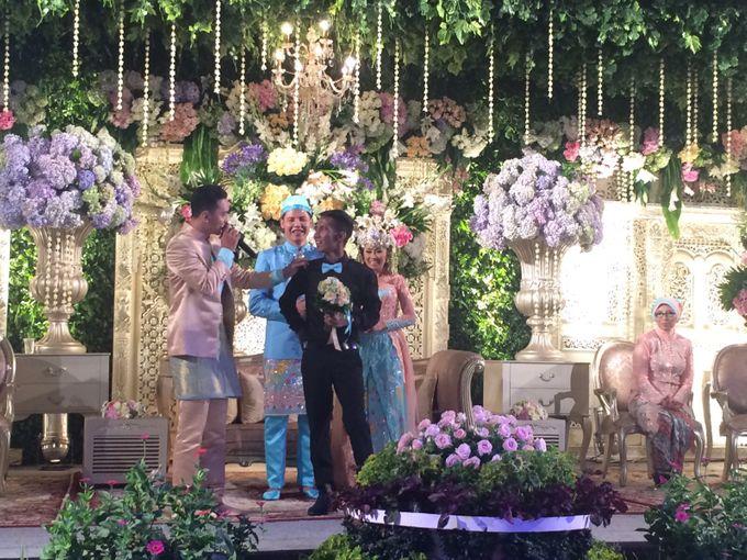 Wedding By ArTez Wedding Planner & Organizer by Chanzy Fauzi MC - 002