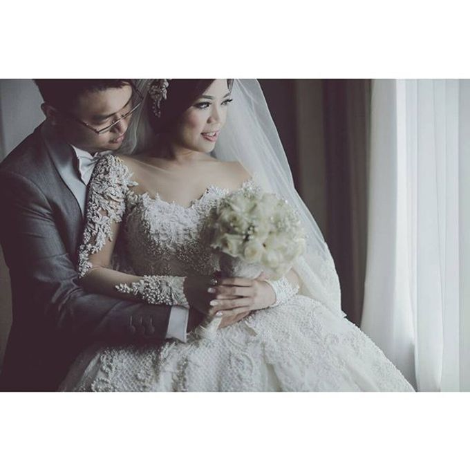 The Wedding of Galan & Widya by All Occasions Wedding Planner - 009