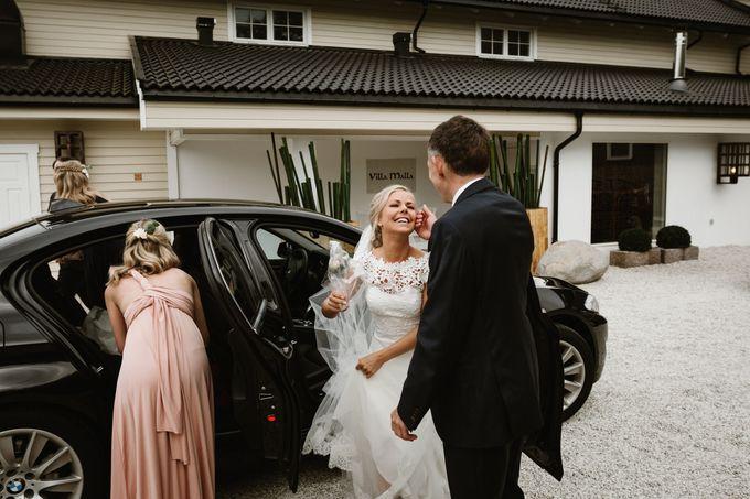 Wedding in Oslo by Korikfotografi - 024
